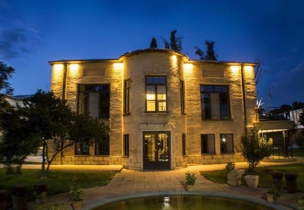 خانه باغ ایرانی